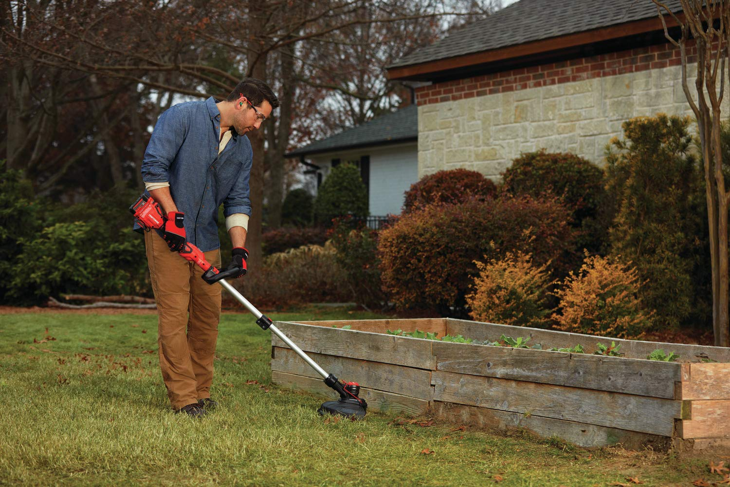 CRAFTSMAN V20 String Trimmer / Edger (CMCST910M1) Review