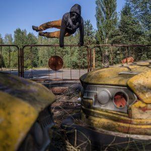 Eerily abandoned places around the world: Pripyat, Ukraine